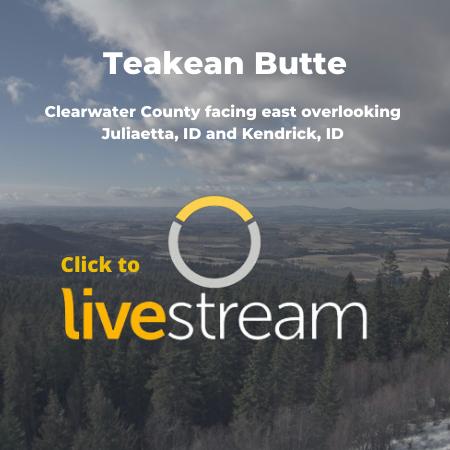 Teakean Butte visibility camera link