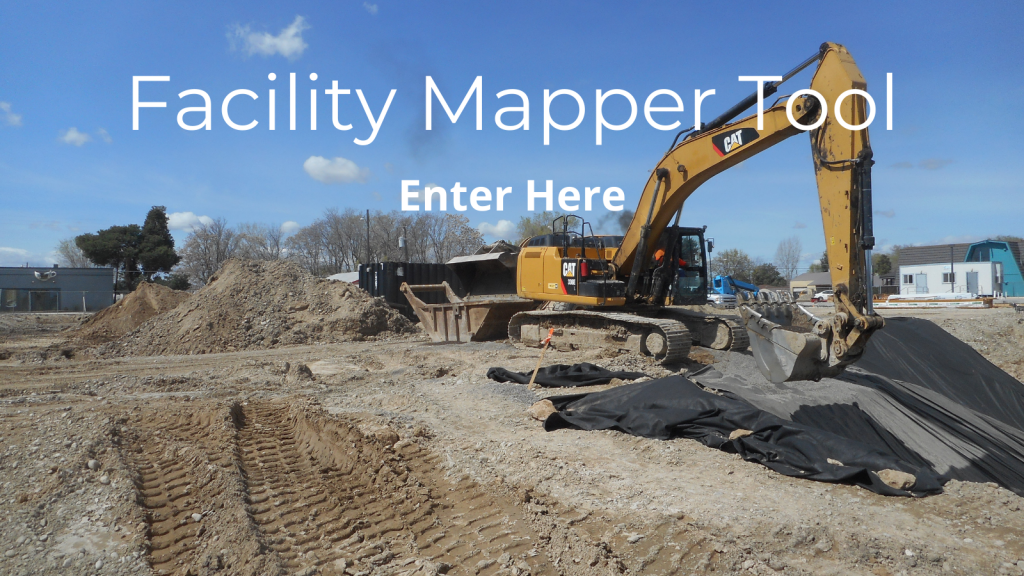 Facility Mapper Tool Enter Here