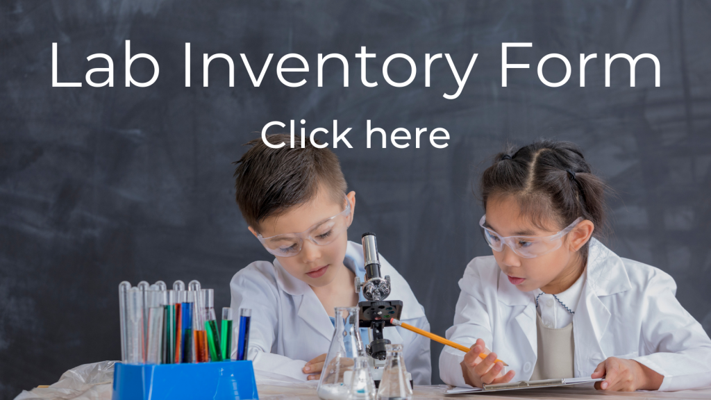 Lab Inventory Form Click Here