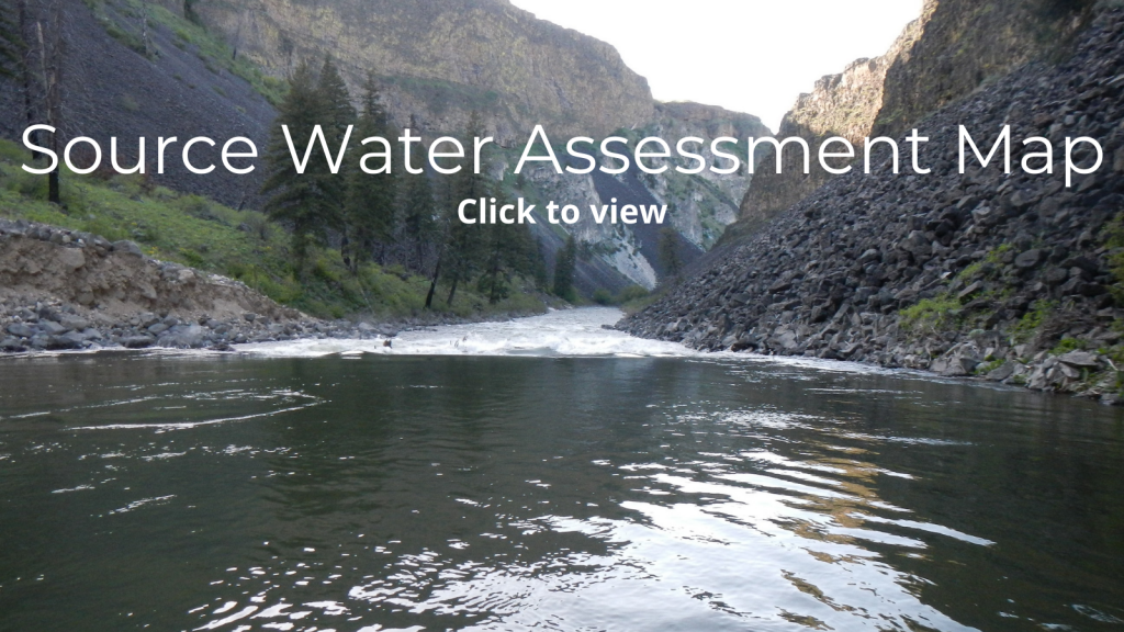 Source Water Assessment Interactive Map Click to View