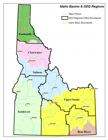 Idaho Basins